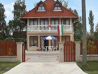 Ferienwohnung in der Nähe vom Strand mit Klimaanlage und WLAN