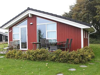 Gepflegtes Ferienhäuschen mit moderner Einrichtung auf der schönen Insel Alsen