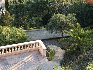Belle Villa 6 pers vue mer et piscine