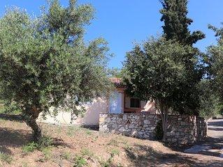 Ruhig und idyllisch gelegenes Ferienhaus | Messenien, Peloponnes