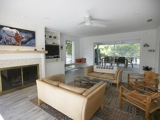 Lake Austin Waterfront Vacation Home
