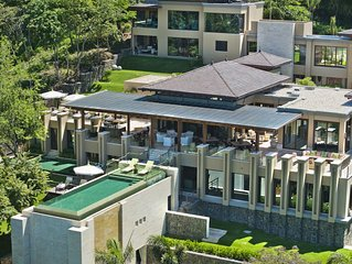 Villa Manzu is a Uniquely Fully Staffed Estate with an Exceptional Chef