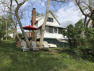 Affordable cottage on Pamet River & Cape Cod bay.  Kayak heaven !