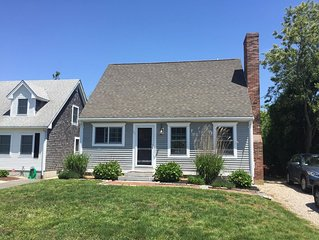 Completely Renovated 3 Bedroom in Town Neck Sandwich.Walk to Beach and Boardwalk