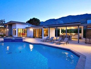 South Palm Springs Sun Terrace Estate