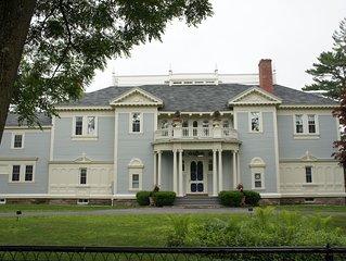 Berkshire Estate in the heart of Lenox