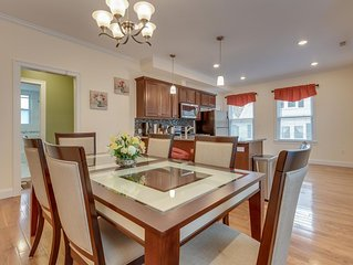 Luxury Beautiful Apartment 3b /2ba Parking,  In Boston Brookline Nice Location!
