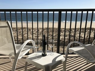 Modern Oceanfront Condo in N. OC - Clean and Elegantly Comfortable!