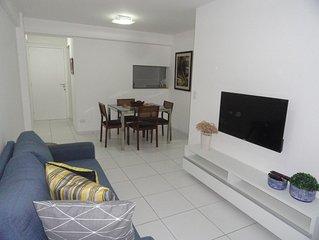 Apartamento na 1a quadra do mar de Pajucara - melhor localizacao da cidade