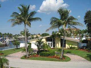 Waterfront with Yacht - Newly Remodeled & Furnished