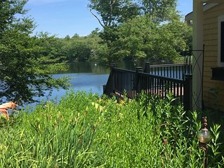 Waterfront - Completely Renovated  - 3 Kayaks & Canoe included