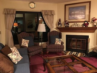 Bunny Bungalow In Silver Creek Lodge - 2BR, WiFi, Cable, Ski In/Out, Weekly Rate