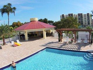 Tropical Paradise at Futura Yacht Club
