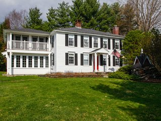 Historic Colonial by Gardens / Tanglewood - *Pets Considered*