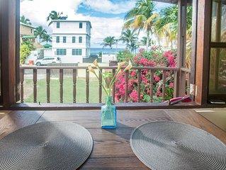 Kasa Maui - Ocean View Apartment - 1 Minute From Sandy Beach!!