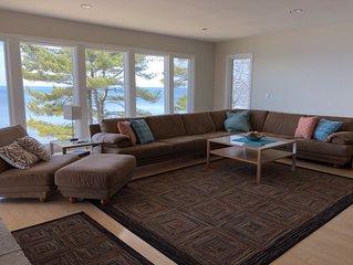 LAKE MI BEACH HOUSE,   107' on Lake MI