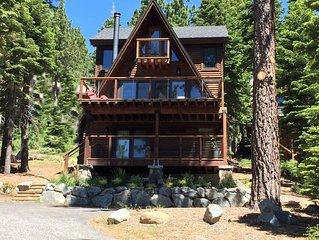 New, Beautiful Lake Views, Luxury, Modern Mountain Home, Sleeps 10