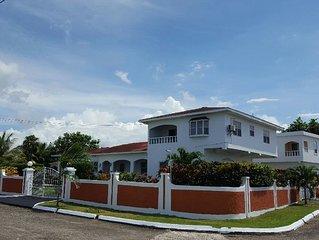 Elegant Hill Sea View Villa , Ocho Rios  Jamaica.