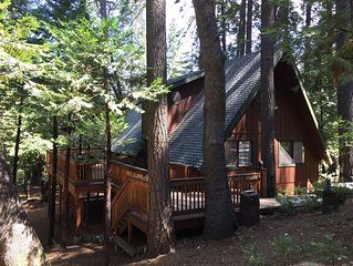 Newly Remodeled - Close to All the Fun, Ski Bear Valley!!
