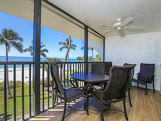 Pointe Santo - Completely Remodeled Direct Gulf Front Luxury Condo