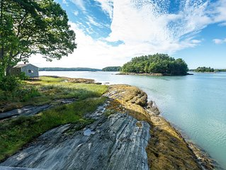 GORGEOUS SECLUDED WATERFRONT-Openings in September