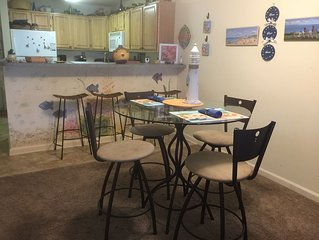 Sanibel Village 2 Bedroom Condo  Pools/Tennis Courts!  Family friendly!