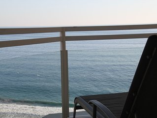 BVG Marina - Gorgeous Views from Private Beachfront Condo!
