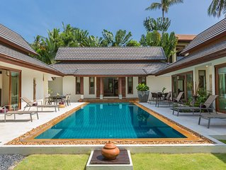 Baan Batur Is A Beautifully Designed Balinese Style Villa With Pool And Jacuzzi