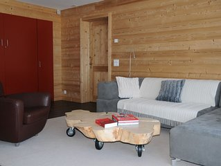 Les Crosets, Luxury, comfortable, ski in/out,180° views, 2 interior parking