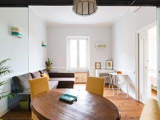 Delizioso appartemento fra Trastevere e San Pietro