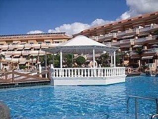 Tenerife Royal Gardens Apartment in a Fantastic Beach Front Locatio