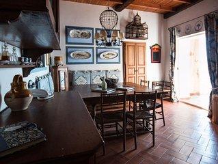 Appartamento romantico con vista spettacolare: falaises e bocche di Bonifacio!