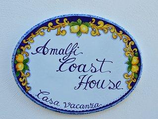 AMALFI COAST HOUSE DREAM VACATION