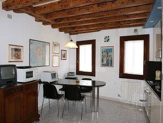 Apartment in the Historic centre of Venice, Italy