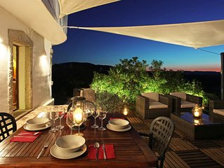 Casa  con veranda panoramica sulle isole.  ALL INCLUSIVE.  WiFi free.