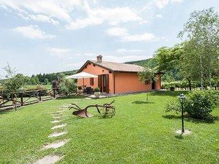 Villa Toscana 'il Botteghino' Piscina - Giardino 800mq - Bbq - 2 km dal centro
