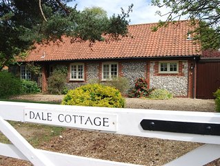 Charming Detached Cottage In Popular Coastal Village of Thornham
