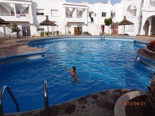 El Jadida Sidi Bouzid: Duplex dans résidence  calme et sécurisée.