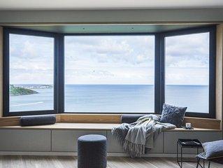 World Class Apartment, Incredible bespoke interior design, Breathtaking sea view
