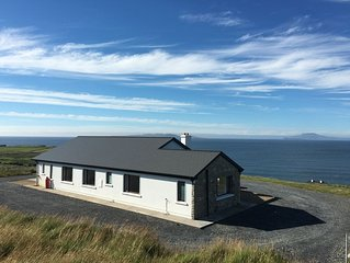 Modern and luxurious home in Renvyle - situated on The Wild Atlantic Way