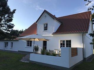 schones Ferienhaus in ruhiger Lage, unweit vom Darss, Zingst