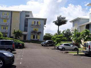 F3 dans une residence securisee