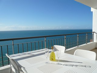MAGNIFICENT APARTMENT - FIRST LINE - A SPLENDID SEA 180 - NERJA TORROX