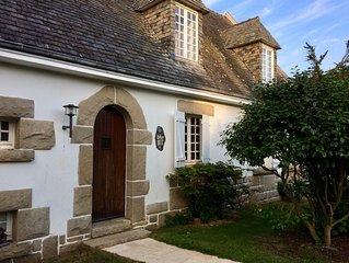 Grande maison de standing proche de la mer à Saint Quay Portrieux