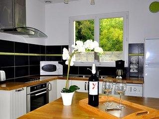 Maison 3 chambres avec jardin sur Bordeaux Mérignac