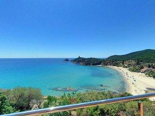Conca Magnifique villa avec piscine, le paradis - Corse du Sud