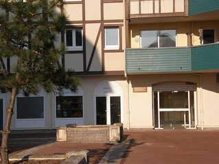 Location Appt 2p cabine 4/6 pers Port-Guillaume (Dives proche Cabourg)