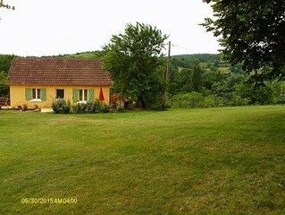 Petite maison a la campagne a 3 km de Sarlat