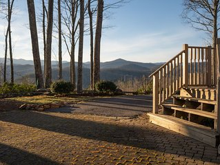 Amazing Long-range Views Year-round; Luxury Mountaintop Living