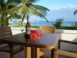 Tradewinds Paradise Villas 2A Oceanfront at only $140 - Summer Special!!!